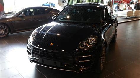 porsche macan turbo   depth review interior exterior
