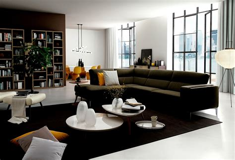 meilleur tapis design pour deco sejour  salon idee