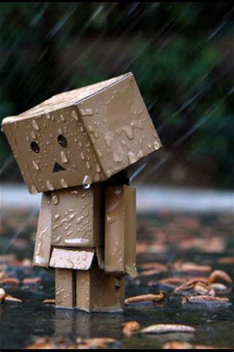 sad  box man   box boy pinterest
