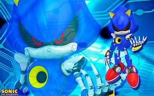 Metal Sonic Wallpaper by SonicTheHedgehogBG on DeviantArt