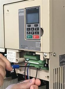 How To Get A Variable Frequency Drive  Vfd  Running