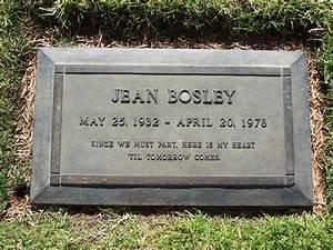 Jean Eliot Bosley (1932 - 1978) - Find A Grave Memorial