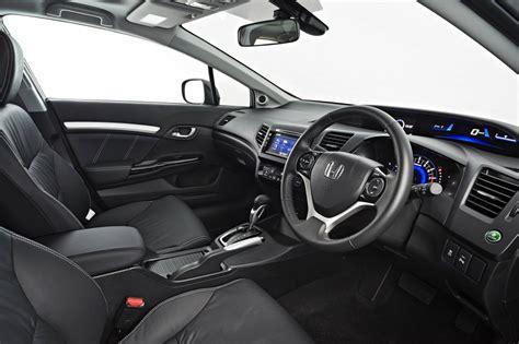 honda cars news  honda civic revised   price