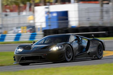 Ford Gives Insight Into Development Of New Gt Race Car