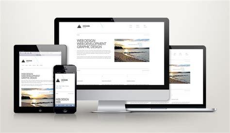responsive design zehn kostenlose webdesign templates