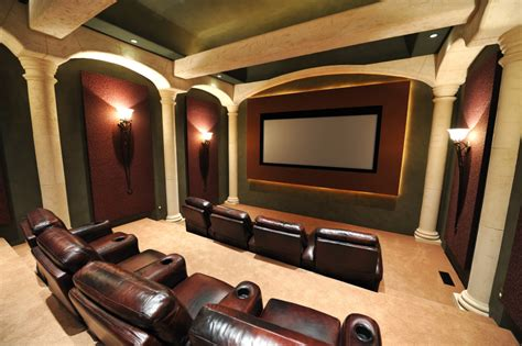 32 Luxury Home Media Room Design Ideas (incredible Pictures