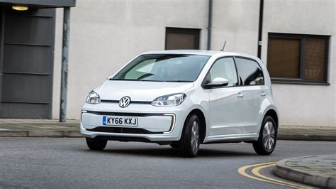 Volkswagen Car : Vw E-up (2017) Review