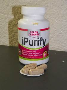Mygreatfinds  Ipurify Colon Cleanse Dietary Supplement Review