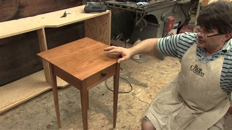 rob cosmans  hand tool workshop project  cherry
