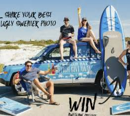 2017 sleigh giveaway blue chair bay sweepstakes