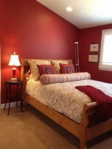 Schlafzimmer Gestalten Farbe : schlafzimmer rot 50 schlafzimmer inspirationen in rot freshouse ~ Markanthonyermac.com Haus und Dekorationen