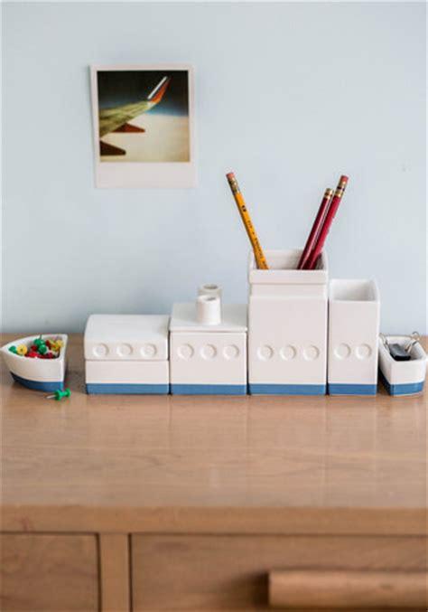 cute desk organizer set best of boat worlds desk organizer set mod retro vintage