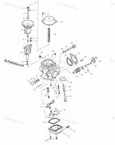 Polaris Atv 2000 Oem Parts Diagram For Carburetor