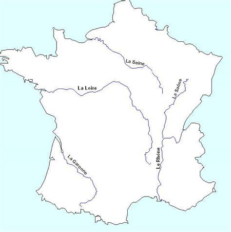Carte De Fleuves Et Montagnes Vierge by Geographie Et Histoire Au Cp Ce1 Ce2 Cm1 Cm2