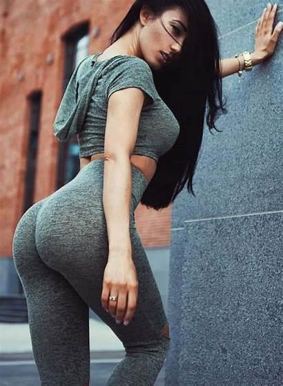 Grey Yoga Pants Smokin Girlsinyogapants