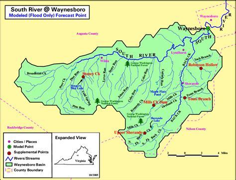 river basin maps