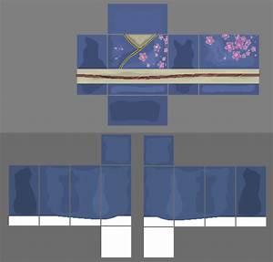 Blue Patterned Kimono by iiMadRBX on DeviantArt