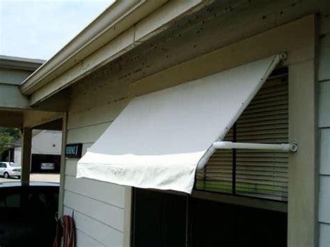 homemade window awning plans   diy easily