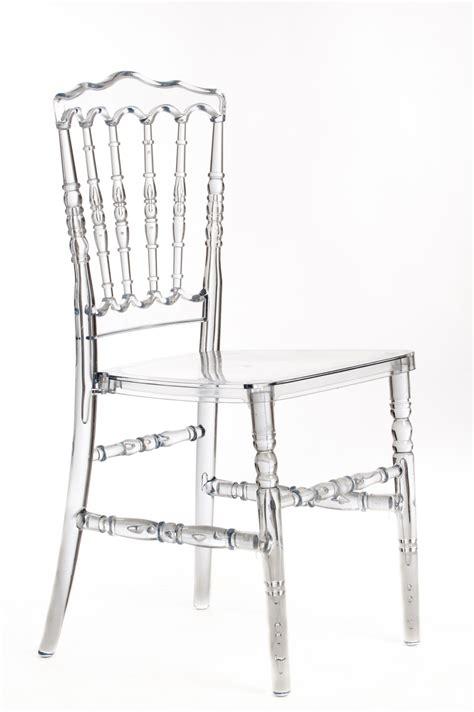 location de chaise napoleon transparente location mobilier