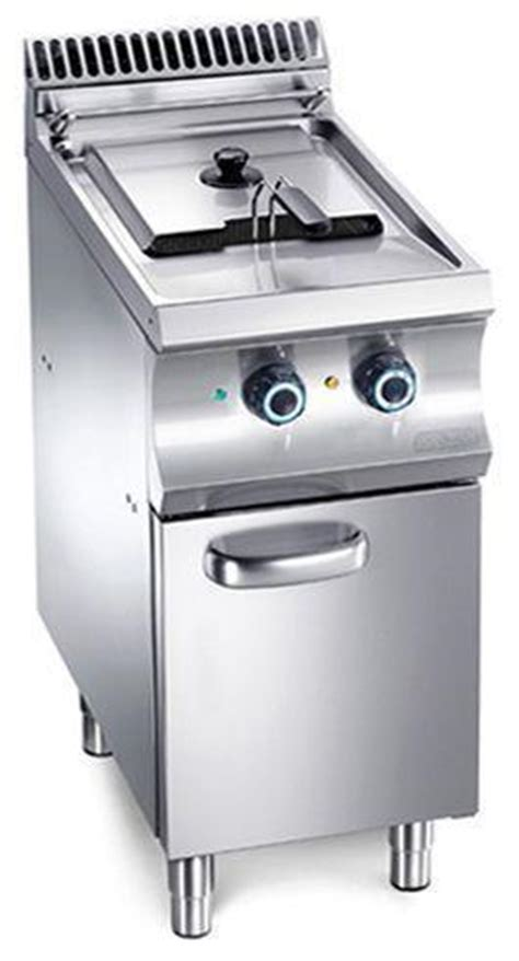 cuisine gaz ou electrique friteuse mbm sur coffre electrique ou gaz friteuse gaz mbm