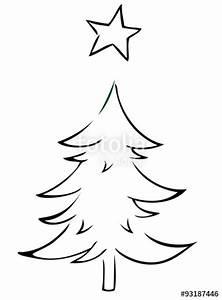 Tannenbaum Schwarz Weiß : tannenbaum zeichnung chrislucas ~ Orissabook.com Haus und Dekorationen