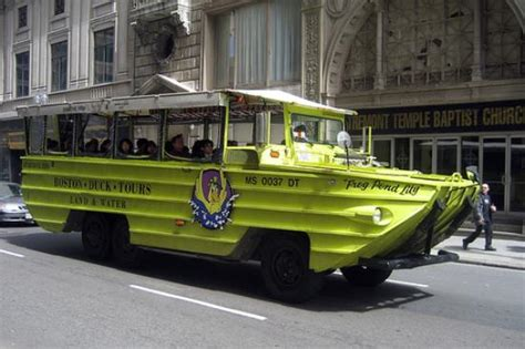 Duck Boat Tours Of Boston by Boston Duck Tours Picture Of Boston Duck Tours Boston