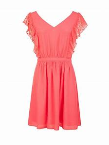 40 best robe corail demoiselles images on pinterest With robe courte corail
