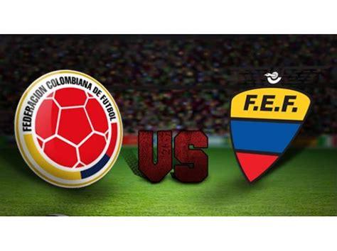 Deportivo cali vs deportes tolima sábado, 29 de mayo. Colombia Vs Ecuador | Universidad de Bogotá Jorge Tadeo Lozano
