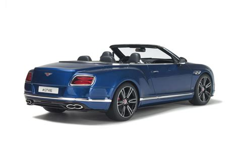 bentley continental gt   cabriolet voiture miniature