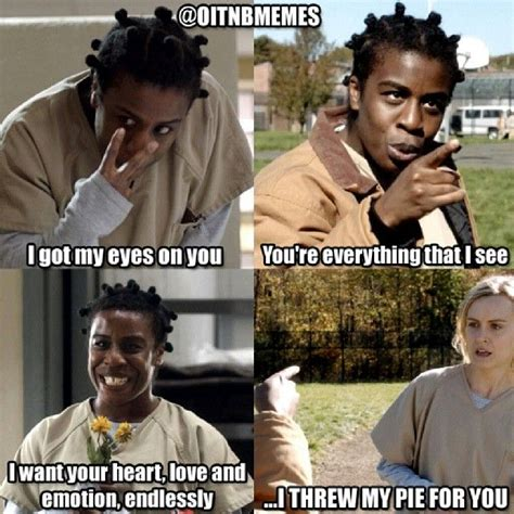 Oitnb Meme - 10 best images about orange is the new black on pinterest funny volunteers and crazy eyes
