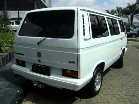 1999 volkswagen microbus 2 6i auto for sale on auto trader south africa