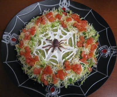Halloween Appetizers For Adults by Recipes Spooky Halloween Appetizers