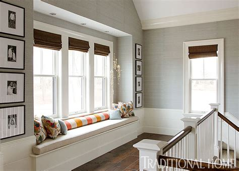 Decorating Ideas: 15 Window Seats   Traditional Home