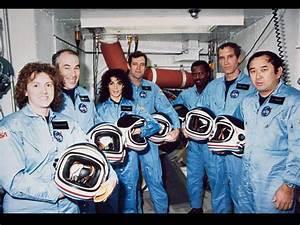 NASA - Remembering the Challenger Crew
