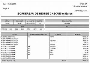 Annuler Un Cheque De Banque : remises en banque ~ Medecine-chirurgie-esthetiques.com Avis de Voitures