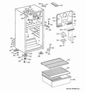 Cabinet Diagram  U0026 Parts List For Model A3316absarww