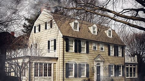House Horror by Amityville Horror House
