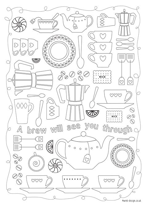 printable adult colouring pages    year