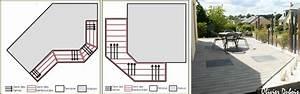 Poser Une Terrasse En Composite : dans quel sens poser mes lames de terrasse composite part 2 formes complexes ~ Melissatoandfro.com Idées de Décoration