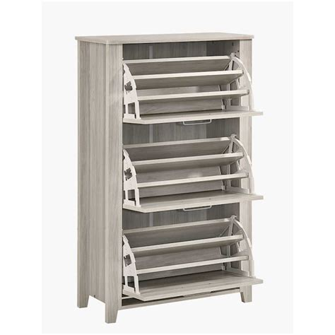 Images Of Shoe Racks Cabinets by Oslo Shoe Cabinet With 3 Drawers Compartment Storage In
