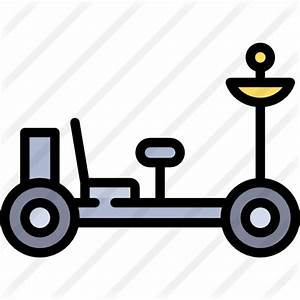 Moon rover - Free transportation icons