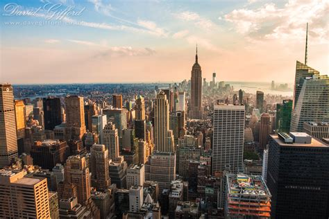 Top Of The Rock  David Gifford Photography