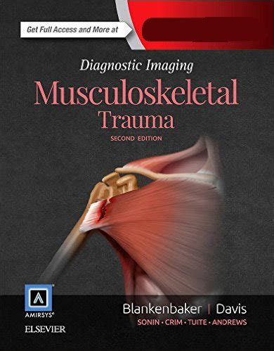 DIAGNOSTIC IMAGING' MUSCULOSKELETAL TRAUMA