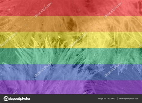 Lgbt Background Lgbt Flag Background Stock Photo 138128652