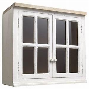 les concepteurs artistiques meubles haut de cuisine vitre With meuble haut vitre cuisine