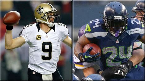 orleans saints  seattle seahawks indianapolis