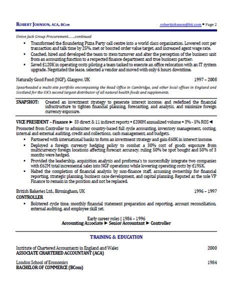 international executive resume resumes and coaching