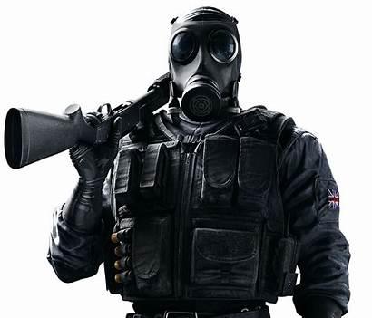 Smoke Siege Operator Rainbow Six R6 Ubisoft