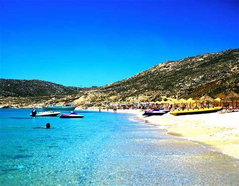 Agios Sostis Beach In Mykonos Greece 30 Of The Best