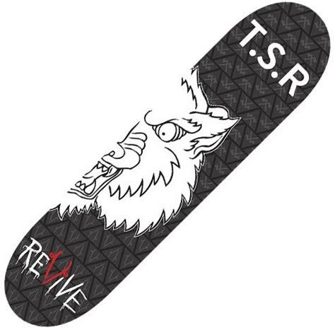 Revive Skateboard Decks Ebay by Revive Skateboards T S R Collab For Skating Skateboarding